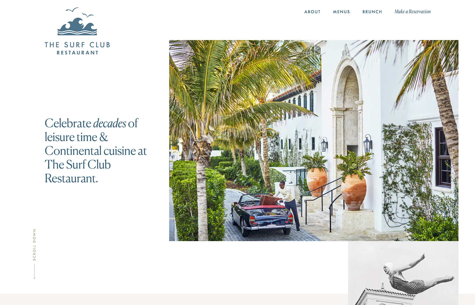 Thomas Keller Surf Club Celebrate decades of leisure time & Continental cuisine at The Surf Club Restaurant.